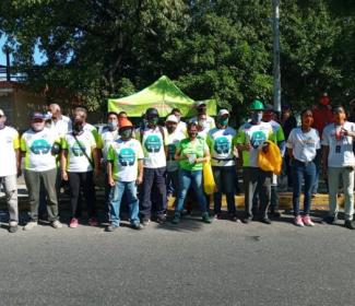 Alcaldía inicia campaña informativa sobre el manejo consciente de desechos en Joaquín Crespo