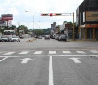Alcaldía de Girardot retoma plan de señalización y demarcación vial de la ciudad