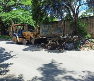 Alcaldía de Girardot intensificó las jornadas de limpieza