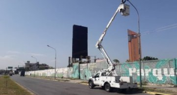Alcaldía de Girardot ha restablecido 400 luminarias en los primeros dos meses