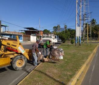 Alcaldía de Girardot recolectó más de 840 mil toneladas desechos en el 2020