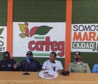Categ y Organismos de seguridad se preparan para iniciar Operativo Carnaval 2021