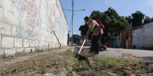 Alcaldía avanza en el saneamiento y mantenimiento integral en sectores del eje sur de Maracay