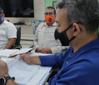 """Bastidas: """" La Comisión de Espacios Públicos fortalecerá la imagen urbana de nuestro municipio"""""""