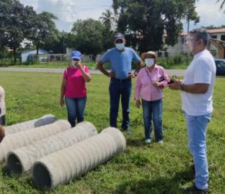 Alcaldía e Hidrocentro iniciaron trabajos en colector marginal de Urb. Base Sucre