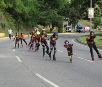 "Alcalde Rafael Morales dio inició a ""Maracay Zona Activa"" en la avenida José Casanova Godoy"