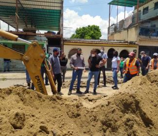 Alcaldía de Girardot sustituye más de 130 metros de colectores en San Ignacio