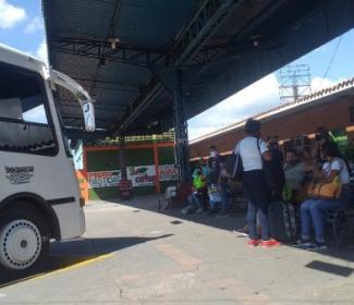 Terminal de Maracay abre sus puertas durante semana de flexibilización