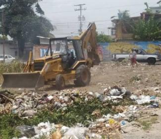 Gobierno municipal recolectó más de 2300 toneladas de desechos sólidos durante marzo