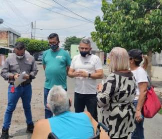 """Bastidas: Plan """"Maracay Juega Limpio en tu Comunidad"""" llega para reforzar acciones municipales"""