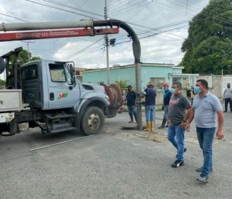 Alcaldía de Girardot realizó más de 1300 acciones de Mantenimiento durante 2020