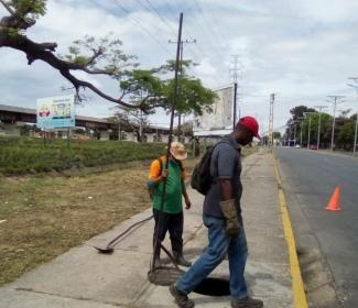 Alcaldía reforzó acciones de limpieza y mantenimiento en Girardot