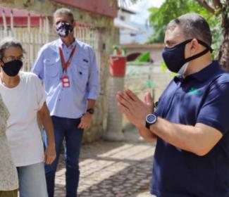 Gobierno de Girardot ha sustituido más de 700 metros lineales de colectores