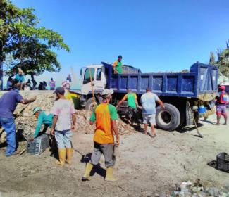 Alcaldía de Girardot despliega operativo carnaval 2021 en la parroquia Choroní
