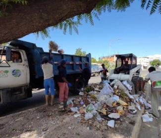 Alcaldía de Girardot Avanza en Labores de Mantenimiento Integral