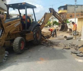 Alcaldía de Girardot sustituyó más de 150 metros de colectores en 4 sectores de Maracay