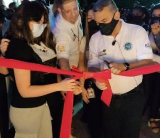 Alcalde Pedro Bastidas inauguró 2da Edición de ExpoEmprendedores y EsBazar 2020