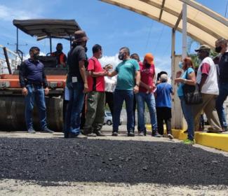 """Plan """"Maracay Juega Limpio en tu Comunidad"""" cumplió con el sector Madre María"""